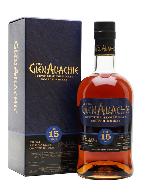 GlenAllachie 15y 700ml