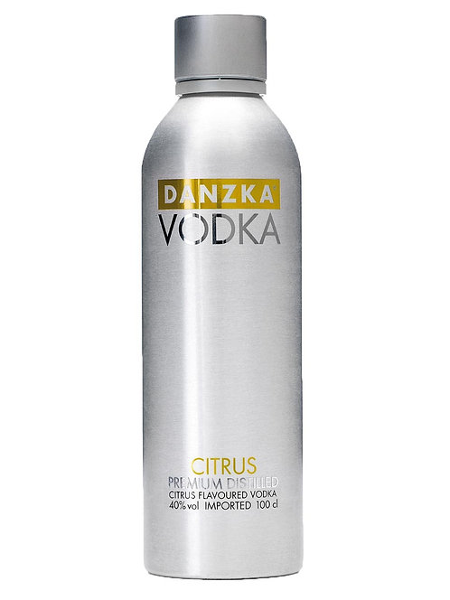 Vodka Danzka  Citrus 1lt