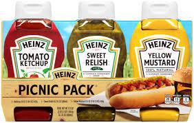 Pack Picnic Heinz