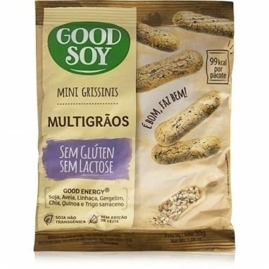 Mini Grissinis Multigraos 30gr