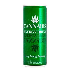 Energético Cannabis 250ml