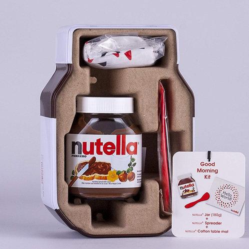 Nutella Good Morning 180gr