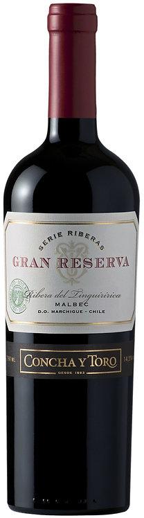 Vinho Concha Y Toro Gran Reserva Malbec 750ml