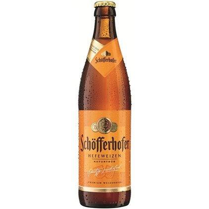 Cerveja Schofferhofer Hefeweizen 500ml