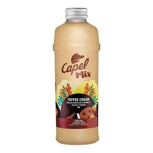 Licor Toffe Cream Capel 700ml
