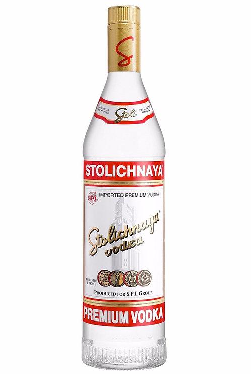 Vodka Stolichnaya Tradicional 1lt