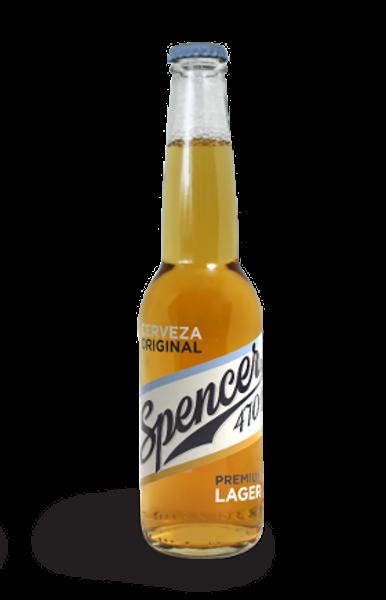Cerveja Spencer Botella 330ml