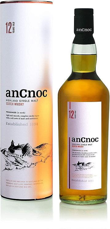 AnCnoc 12 y 700ml