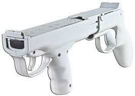 Controle Smartgun Nintendo Wii