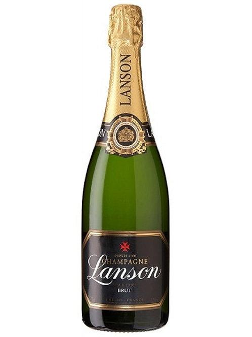 Champagne Lanson Depuis Black