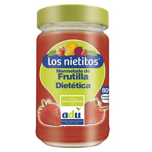 Geleia Los Nietitos Diet Frutilla 340gr