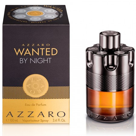 AZZARO WANTED BY NIGHT EDP 50ML