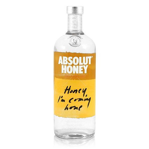 Vodka Absolut Honey 1Lt