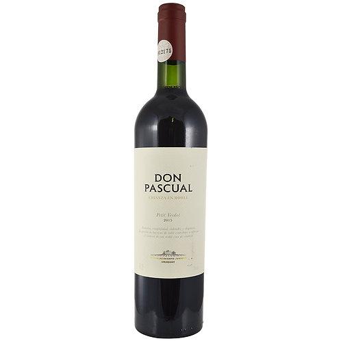 Vinho Don Pascual Roble Pétit  Verdot