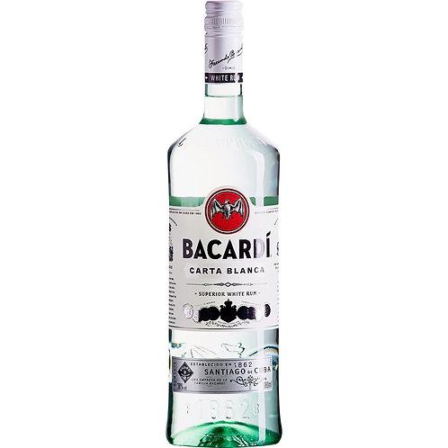 Rum Bacardi Carta Blanca 1,75ml
