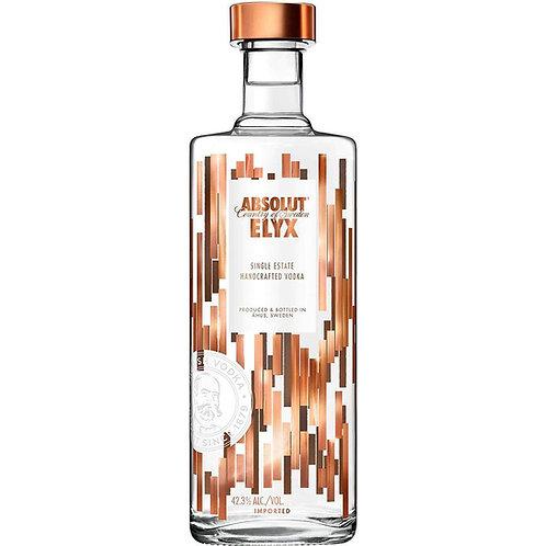 Vodka Absolut Elix 1Lt