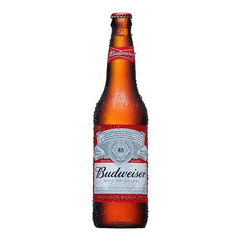 Cerveja Budweiser 330ml Botella