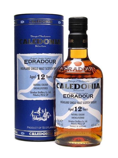 Edradour 12y Caledônia+Gb 700ml 46%