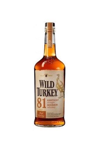 Whisky Wild Turkey 81 Proof 1 lt