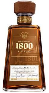 Tequila Jose Cuervo Añejo 1800 750ml