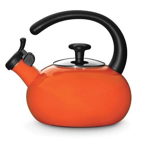 Chaleira Rachael Ray 2QRT Teakette Orange