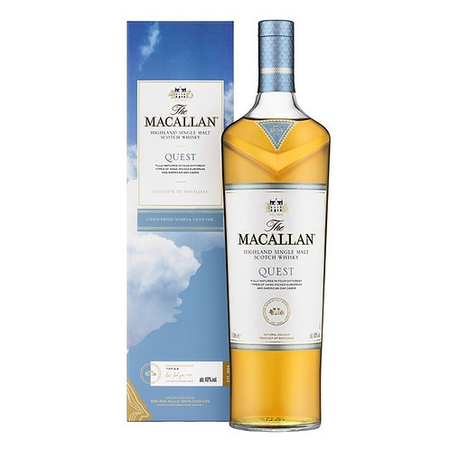 Whisky Macallan Quest 1 lt 40%
