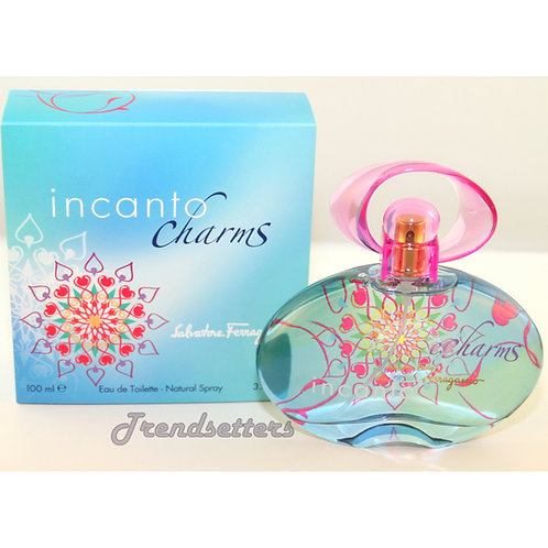 Incanto CHARMS by Salvatore Ferragamo for Women 100ml