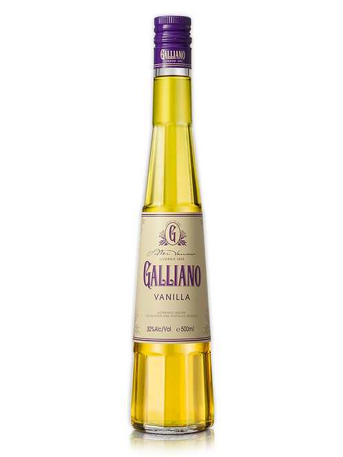 Licor Galliano Vanilla 700ml