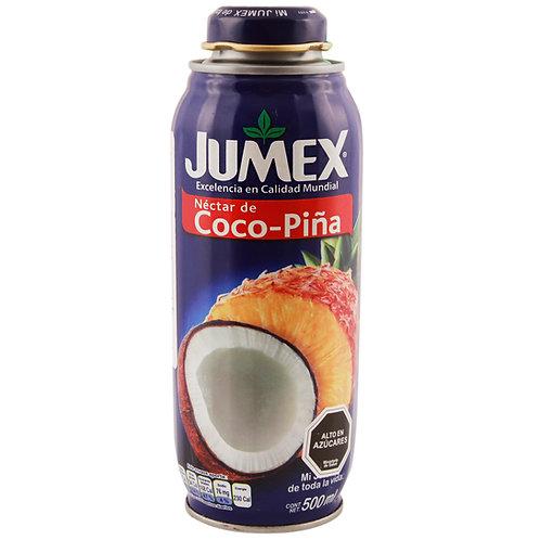 Suco de coco e Abacaxi Jumex 500ml