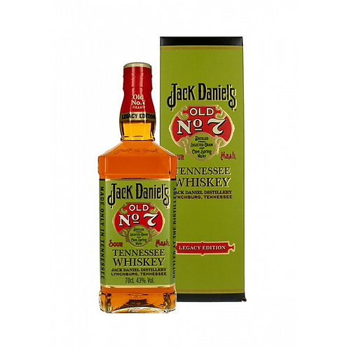 Whisky Jack Daniel's Old 7 Legacy Edition 1905 700ml