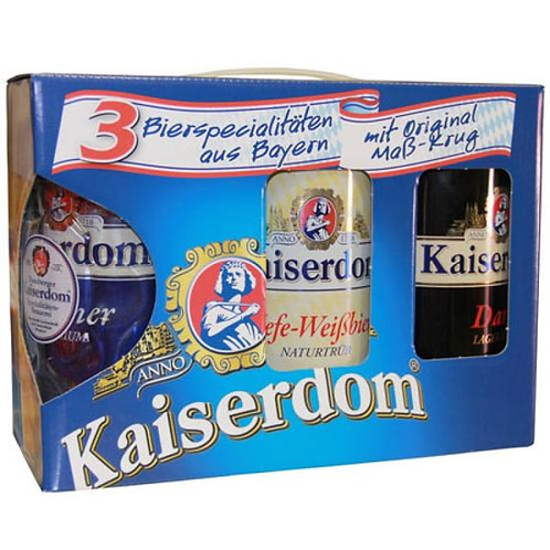 Pack cerveja Kaiserdom