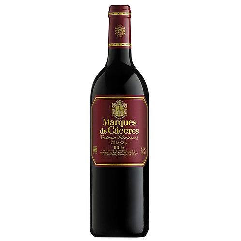 Vinho Marqués De Cáceres Tinto Reserva 750ml