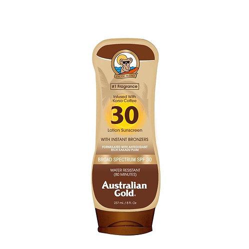 Loção Bronzeadora SPF 30 Australian Gold