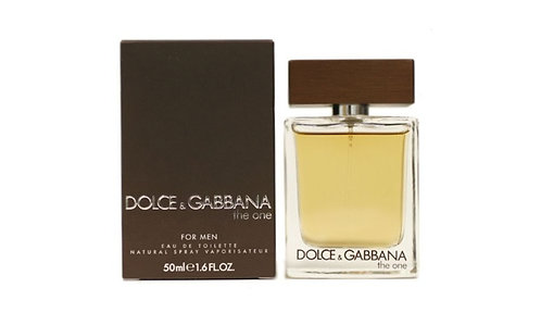 DOLCE&GABBANA EDT SPR 50ML