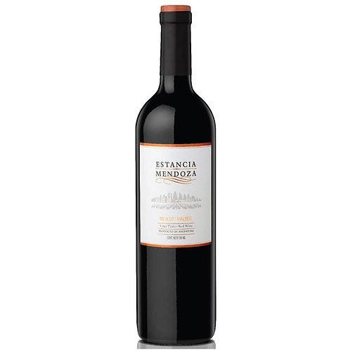 Vinho Estancia Mendoza Merlot Malbec 750ml