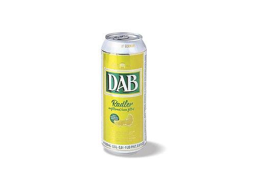 Cerveja Dab Radler 500ml Lata