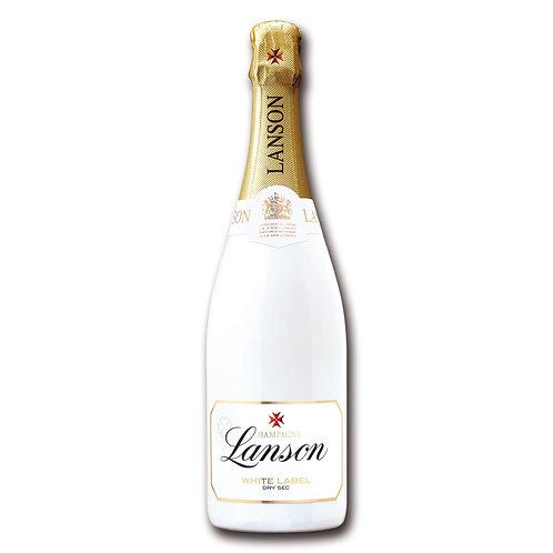 Champagne Lanson White Label 750ml