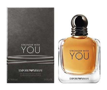 EMPORIO ARMANI STRONGER WHIT YOU EDT 50ML