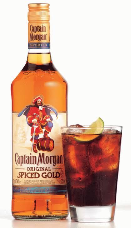Rum Captain Morgan Spiced 700ml