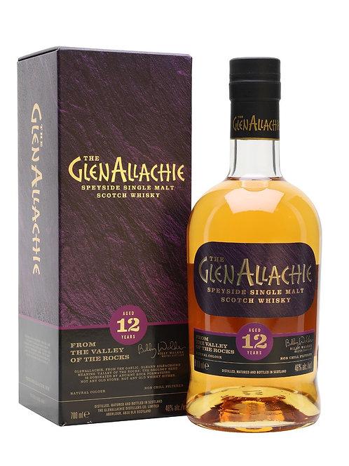 GlenAllachie 12 y 700ml 46%