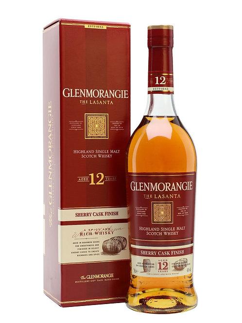 Glenmorangie 12y The Lasanta 700ml 43%
