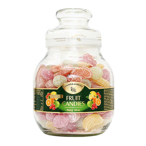 Cavendish Candy Fruit 966gr