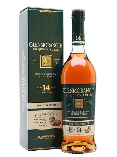 Glenmorangie Quinta Ruban 14y 700ml 46%
