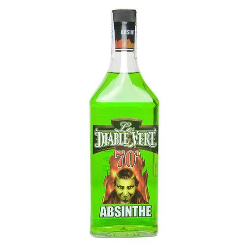 Absinthe Le Diable Vert 70% 700ml