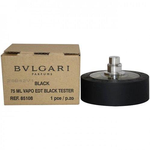 BVLGARI BLACK TESTER 75ML
