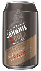 Whisky Johnnie Walker & Cola 330ml