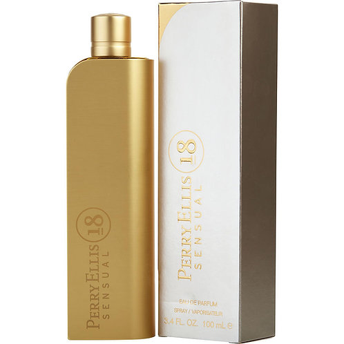 Perry Ellis 18 Sensual women Eau De Perfum Spray 100ml