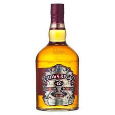 Whisky Chivas Regal 12yo 750ml