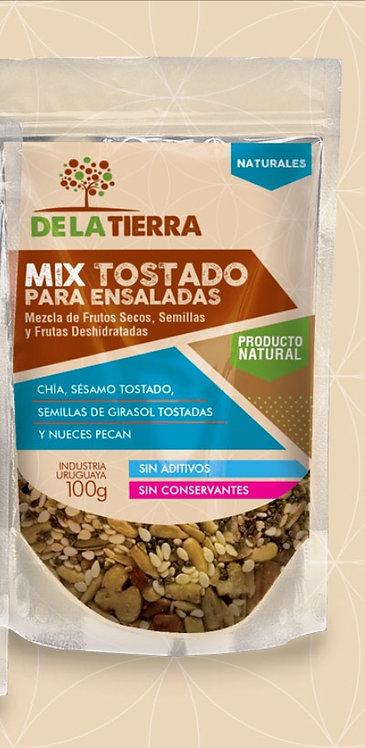 Mix tostados para entalada De La Tierra 100gr