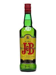 Whisky J&B Rare 1lt c/estojo